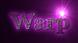 Font FFF Tusj Warp Logo Preview