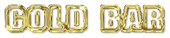 Font Fanatika One Gold Bar Logo Preview