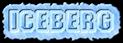 Font Fanatika One Iceberg Logo Preview
