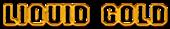 Font Fanatika One Liquid Gold Logo Preview