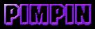 Font Fanatika One Pimpin Logo Preview