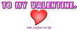 Font Fanatika One Valentine Symbol Logo Preview