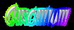 Font FangsSCapsSSK Chromium Logo Preview
