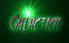 Font FangsSCapsSSK Galactica Logo Preview