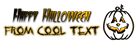Font FangsSCapsSSK Halloween Symbol Logo Preview