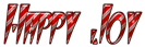Font FangsSCapsSSK Happy Joy Logo Preview