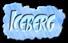Font FangsSCapsSSK Iceberg Logo Preview