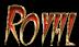 Font FangsSCapsSSK Royal Logo Preview