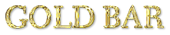 Font Fanwood Gold Bar Logo Preview