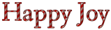 Font Fanwood Happy Joy Logo Preview