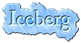 Font Fanwood Iceberg Logo Preview