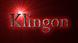 Font Fanwood Klingon Logo Preview