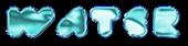 Water Logo Style