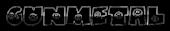 Font Fatboy Smiles Gunmetal Logo Preview
