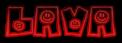 Font Fatboy Smiles Lava Logo Preview