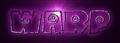 Font Fatboy Smiles Warp Logo Preview