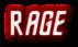Rage Logo Style