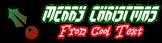 Font Fedyral Christmas Symbol Logo Preview