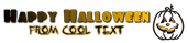 Font Foo Halloween Symbol Logo Preview