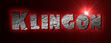 Font Foo Klingon Logo Preview