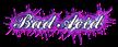 Font Ford script Bad Acid Logo Preview