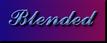 Font Ford script Blended Logo Preview