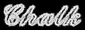 Font Ford script Chalk Logo Preview