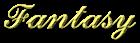 Font Ford script Fantasy Logo Preview