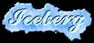 Font Ford script Iceberg Logo Preview