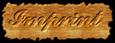 Font Ford script Imprint Logo Preview