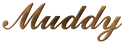 Font Ford script Muddy Logo Preview