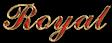 Royal Logo Style