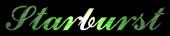 Font Ford script Starburst Logo Preview