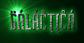 Font ForeignSheetMetal Galactica Logo Preview