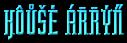 Font ForeignSheetMetal House Arryn Logo Preview