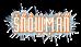 Font ForeignSheetMetal Snowman Logo Preview