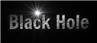 Font Francois One Black Hole Logo Preview