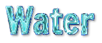 Font Francois One Water Logo Preview
