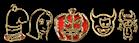 Font Fred Royal Logo Preview