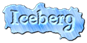 Font Freebooter Iceberg Logo Preview