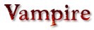 Font Freebooter Vampire Logo Preview