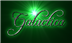 Font Freebooter Script Galactica Logo Preview