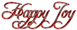 Font Freebooter Script Happy Joy Logo Preview