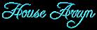 Font Freebooter Script House Arryn Logo Preview