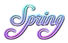 Font Freebooter Script Spring Logo Preview