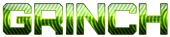 Font Furore Grinch Logo Preview