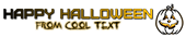 Font Furore Halloween Symbol Logo Preview