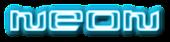Font Fusion Neon Logo Preview