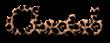 Font Gabrielle Cheetah Logo Preview