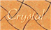 Font Gabrielle Crystal Logo Preview